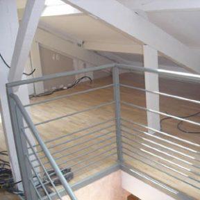 Mezzanines – Planchers - ferronnerie sigonneau