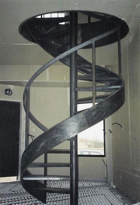 Escalier - Escalier colimacon fer ...