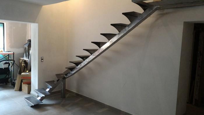 Escalier design intérieur