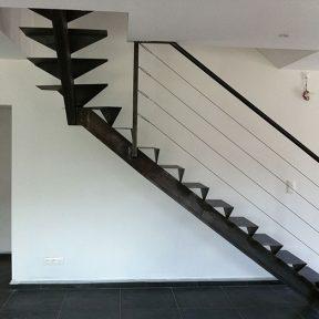 escalier fer tournant - ferronnerie sigonneau -st remst remy de provence