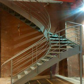 Escalier tournant intérieur