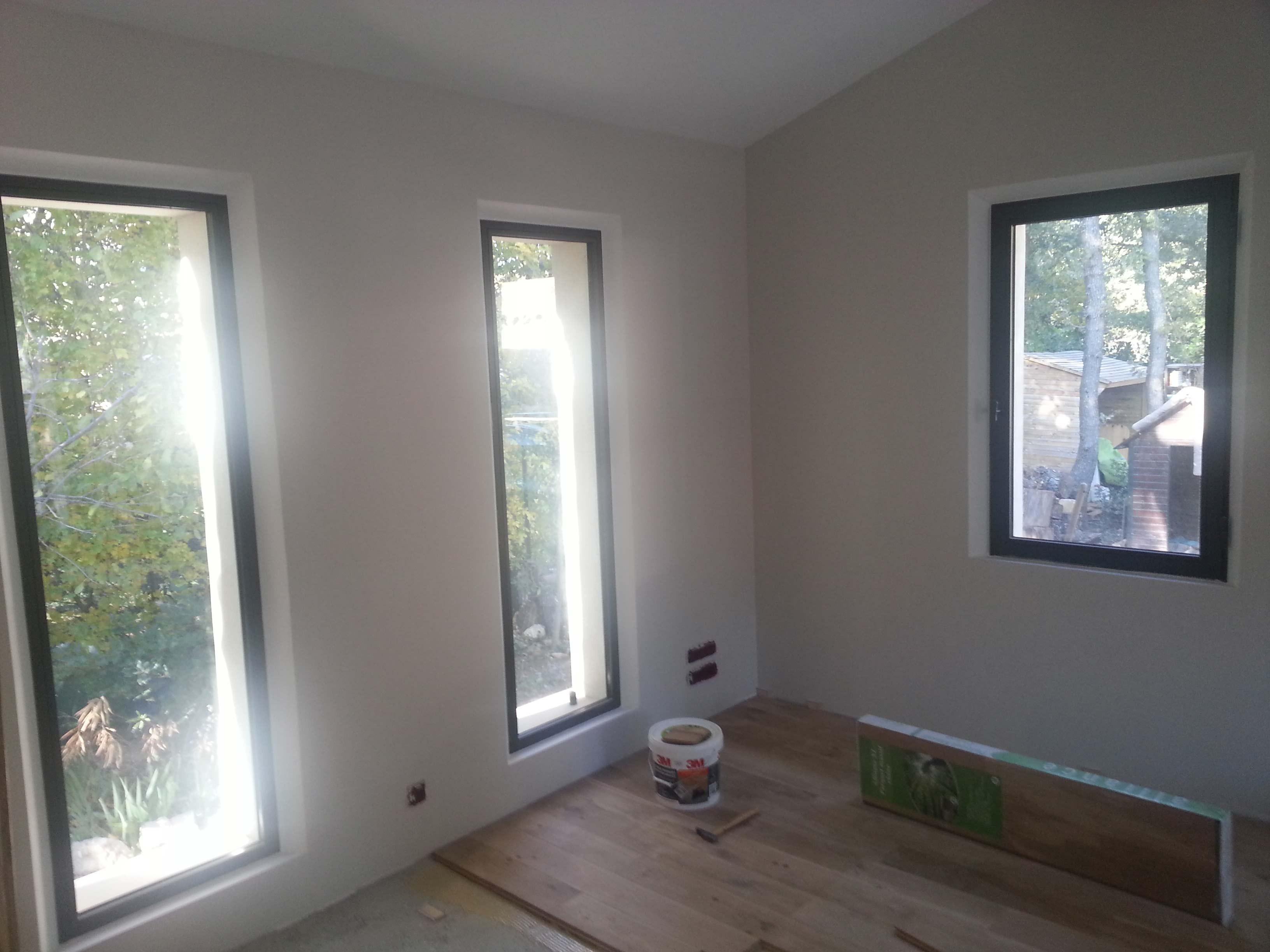 Menuiserie métallique portes et fenêtres