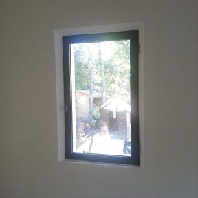 Fenêtre fer ferronnerie