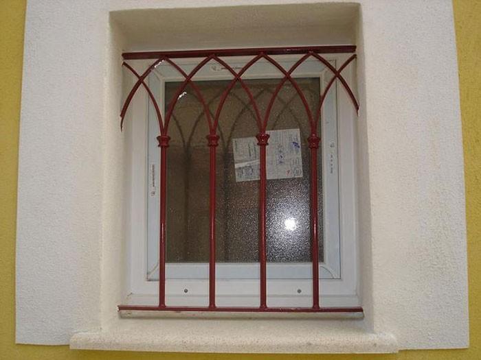 Grille défense de fenêtre