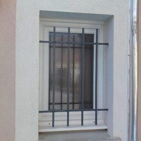 Grille défense fenêtre