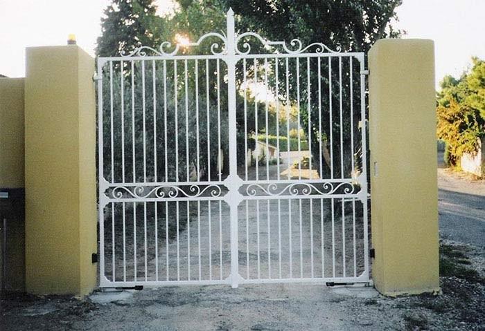 portail portillon