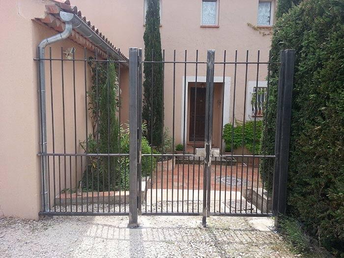 Portillons résidence