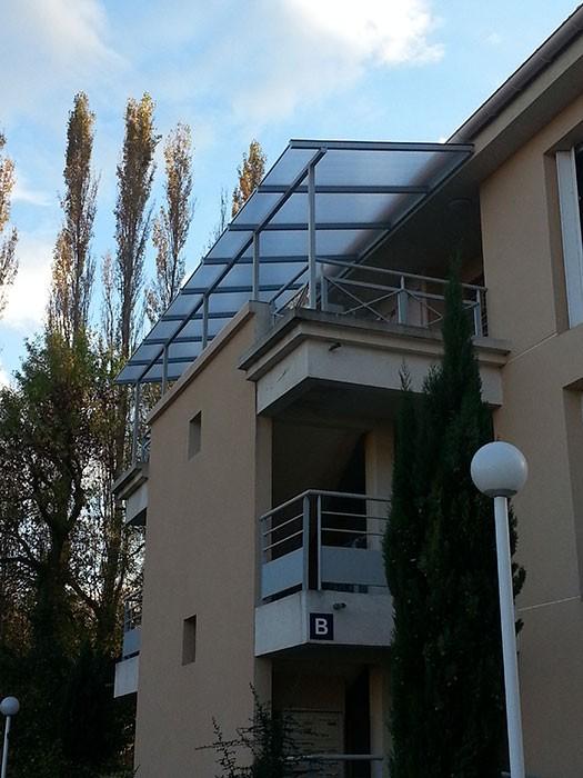 Verrière balcon