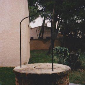 ferronnerie de puits