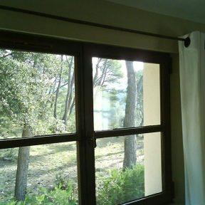 Fenêtre fer menuiserie métallique